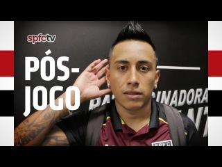 PÓS-JOGO: SANTOS 1 X 3 SPFC | SPFCTV
