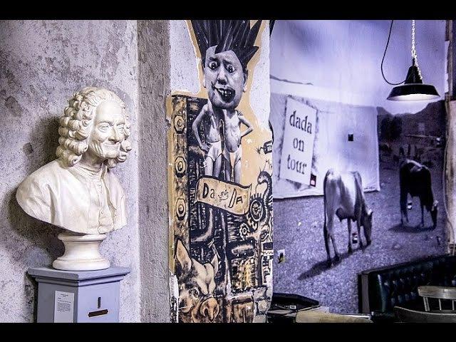 Протоперформанс в футуризме и дадаизме