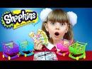 ШОПКИНС НОВИНКА 2017 Гонки На Тележках - настольная игра для детей и их родителей