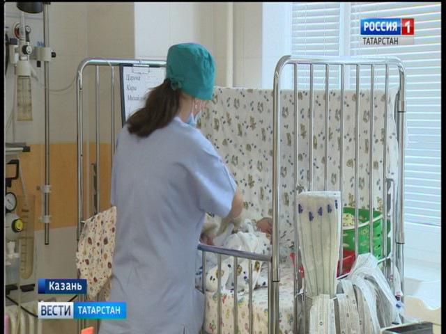Казанские врачи спасли малыша из Ульяновской области