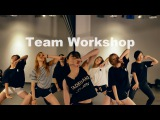 Iggy Azalea - Team Choreography by EUANFLOW Workshop @ ALiEN DANCE STUDIO