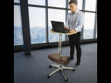 Office desk adjustable height from DODUMI