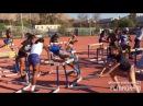 UCR Track & Field Mannequin Challenge Part 1