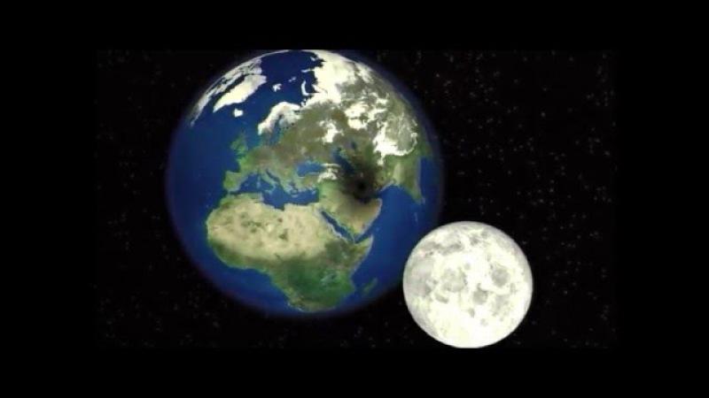 Вселенная HD - ЛУНА - 1 сезон, 5 серия 1080p - The Universe RUS КОСМОС