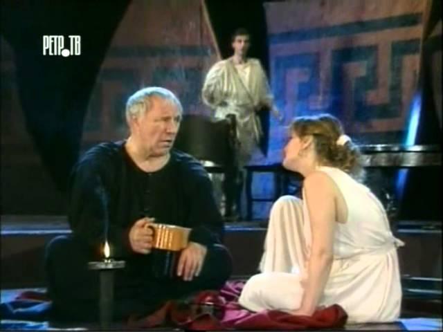 Т.Уайлдер_Мартовские иды (1991_Театр им.Е.Вахтангова ч.2, эфир 2007.01.06)