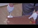 Монтаж торцевой планки черепицы Metrotile