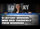 11 Lottery winners Who Died Tragically Because of Their Winnings
