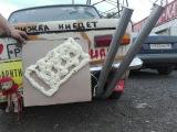 Сериал печалька #42 Тракторное Босодзоку! И прокладка ГБЦ из монтажной пены!)))
