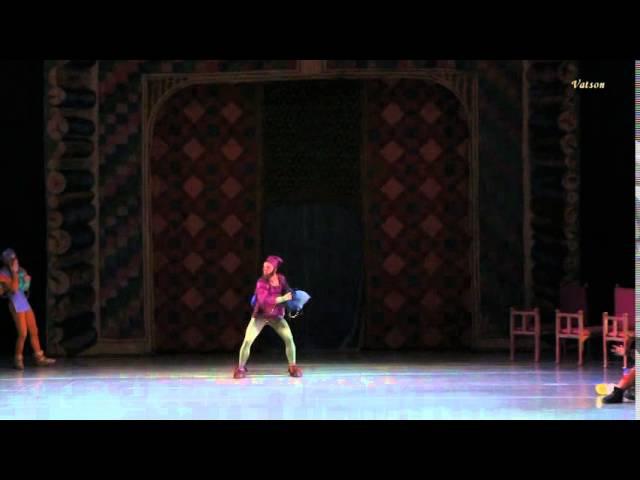 Балет Белоснежка и 7 гномов (Snow White)