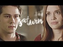 Stiles and Lydia | Saturn