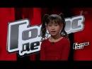 Эми Кумамото: «Яочень люблю Россию, потому что она особенная». Голос.Дети-4