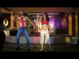 Vica Norkina and Mohammed Hassan street shaaby perfomance Cairo Nilegroup festival 2016