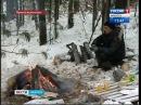 Дальнобойщику который после аварии ночует на Култукском тракте помогают Вести Иркутск