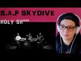 B.A.P - SKYDIVE REACTION!!!