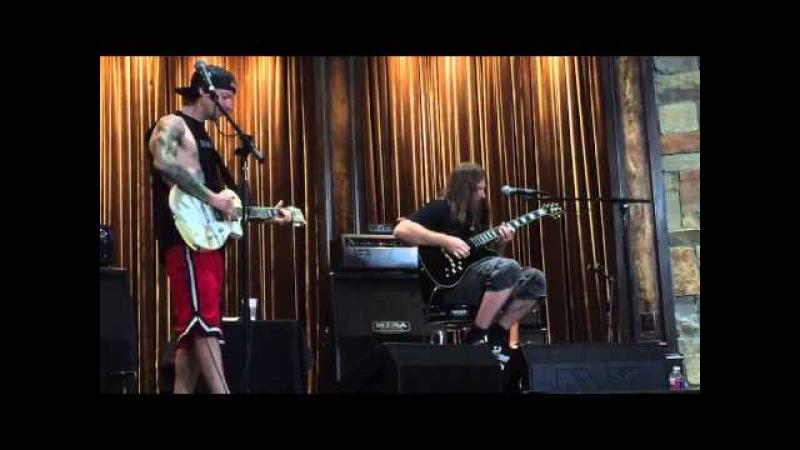 Lamb of God - 512 (Guitar Workshop) - McKinney, TX - 9/5/15