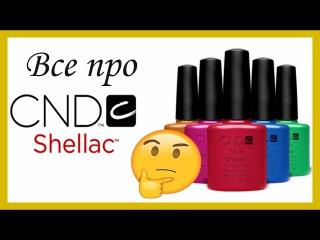 Все что вы хотели знать о CND SHELLAC, но боялись спросить ) || Good Anna