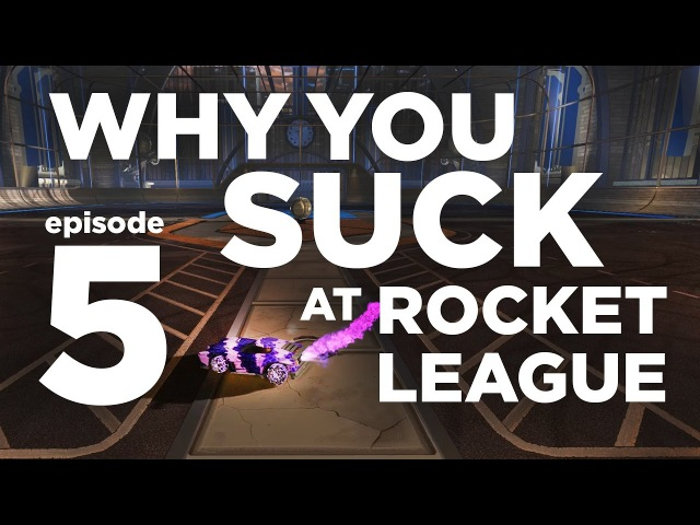 Why You Suck at Rocket League | Episode 5 | Tilting Controller settings Fast aerials
