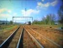 Заставка TVR1 Румыния 2004 2007 Железная дорога