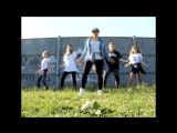 DH: танцы для подростков в Купчино, СПб (Justin Timberlake - CAN'T STOP THE FEELING!)