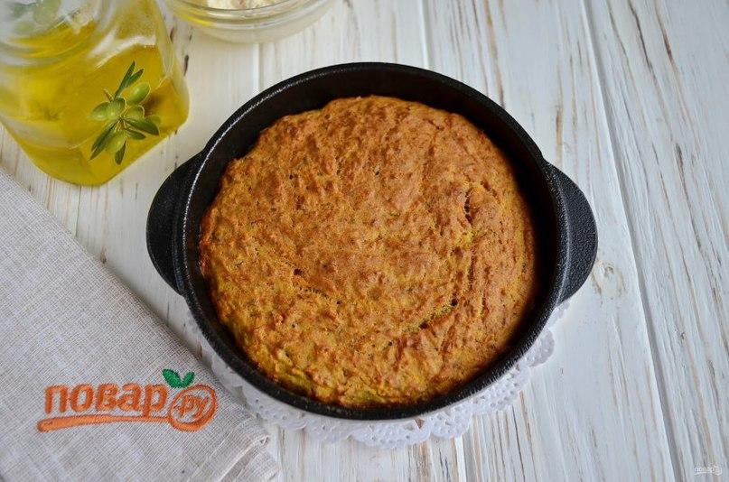 """Морковный торт """"Рыжий дружок"""" Ингредиенты: Морковь тертая — 1"""