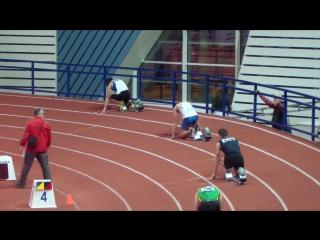 Кирилл Бахвалов - рекорд СПб в беге на 200м.