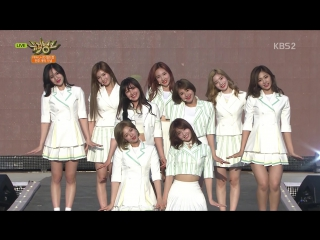 170519 TWICE - SIGNAL+CHEER UP+TT+KNOCK KNOCK @ Music Bank