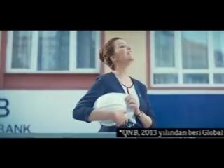 Selma Ergic Qnb Finansbank Reklam Yönetmen: Ozan Yalabık