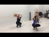 Dancehall Female by Olya BamBitta (тренировка RaD station) - #PQ - Power Queen