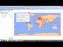 Урок №03  Как экспортировать данные из MapInfo в kml