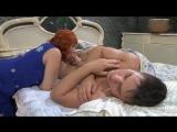Инцест ШОК! Красивая рыжая русская мамка разбудила минетом сына. Трахает нежно в