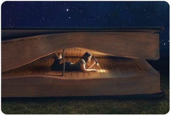 Вы знаете, как пахнут новые книги? Переплёт, бумага, шрифт? Это как св