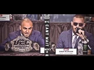 Conor McGregor vs. Eddie Alvarez | ZR |