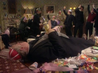 Father Ted 1x02 Entertaining Father Stone Rus