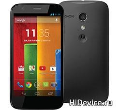 Motorola Moto G 1st Gen - Dual SIM XT1033