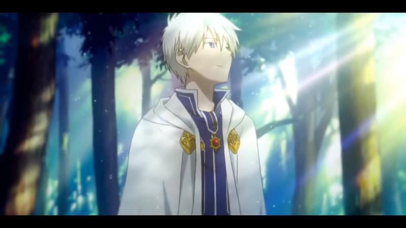 ★Красноволосая принцесса Белоснежка [клип]★Akagami no Shirayuki-hime [AMV]★GEUM★