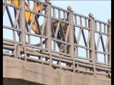 В Уральске от ремонта моста стали рушиться дома