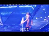 [FANCAM] 160318 EXOPLANET #2 - The EXOluXion in Seoul [dot] @ EXOs Xiumin - Run