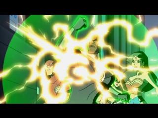 S1e24 - The Savage Time (Part One)   Justice Leagues / Лига Справедливости - 24 серия, 1 сезон