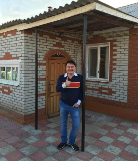 Арман Давлетяров   Москва
