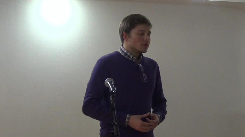День Рождения РИФМОГРАДа: Антон Зубец