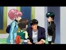 Tantei Gakuen Q. Школа детективов Кью - 4 серия (озвучка)