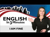 Learn English - Greetings in English, how to Answer the Question