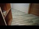 Необычный ремонт коридора своими руками