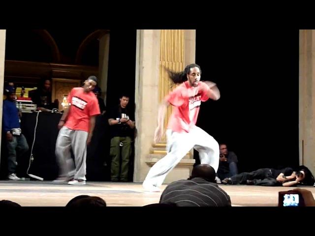 PréSélection JD Paris - House Dance - Rickysoul Meech.MTS