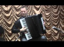 В. Черников Импровизация на песню Б. Мокроусова Одинокая гармонь