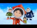 Эскимоска 2 сезон   Воздушный змей (5 серия)   Мультик про северный полюс
