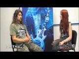 Interview mit Victor Smolski von Rage auf dem Rockharz