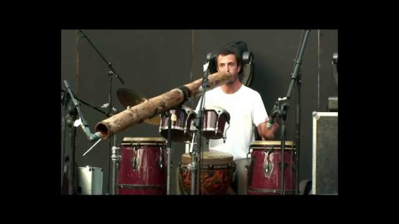 Yogev haruvi - Drum Didge