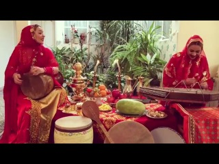 Иранская традиционная музыка