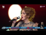 Kurd Idol - Tanya Aso - Lew Rojewe / تانیا ئاسۆ - لەو ڕۆژەوە